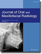 Journal of Oral and Maxillofacial Radiology